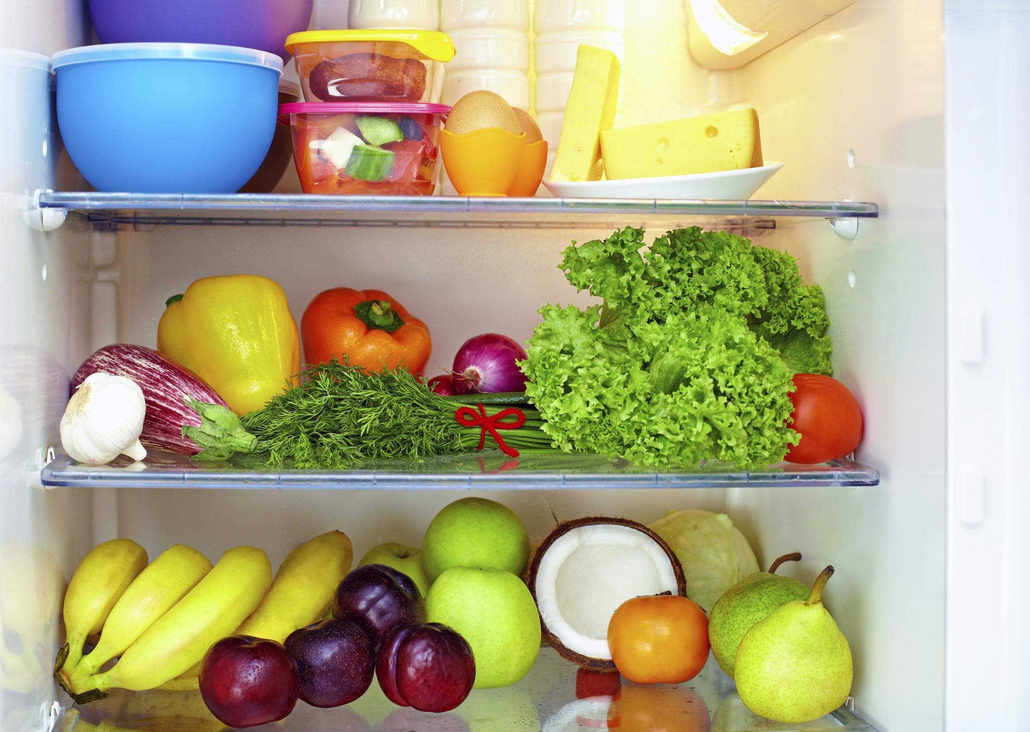 Contenitori Per Organizzare Frigo sei un vero #foodlover? il tuo frigorifero deve essere così!!! -
